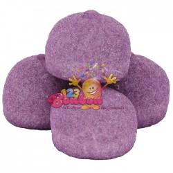 balles de golf guimauves violettes