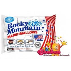Marshmallows Rocky Moutain