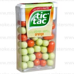 Tic Tac Citron Vert Orange