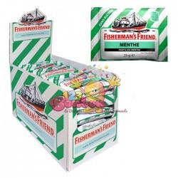 Fisherman's Friend - menthe sans sucre