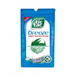 Tic Tac Breeze Eucalyptus