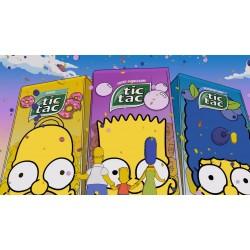 Tic Tac Simpsons
