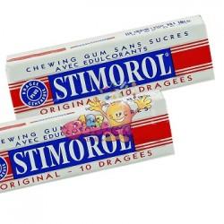 Stimorol chewing gum sans sucre