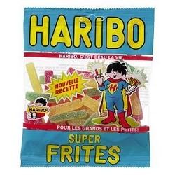 Super Frites Sachet Haribo