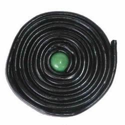 Rouleau réglisse 40g + bille de gum