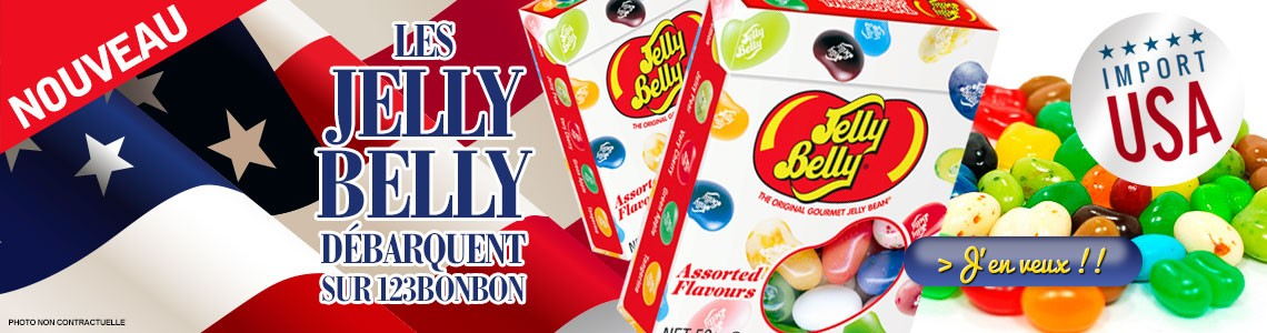 Jelly Belly Import US