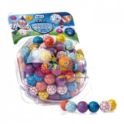 Chewing gum ballons de foot