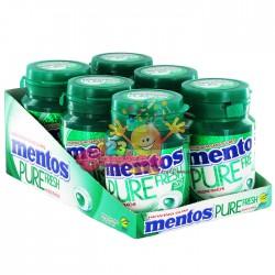 Mentos Pure Fresh Chloro au Thé Vert x6