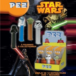 PEZ figurine Star Wars