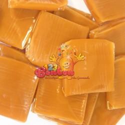Palets de caramel  à la vanille