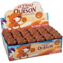 Ourson chocolat lait en boîte de 48