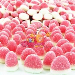 Bisous fraise mini