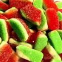 Tranches de pastèques acidulées
