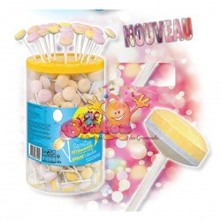 Lollies sucette Pétillante