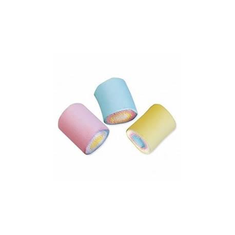 Guimauve roulée multicolore