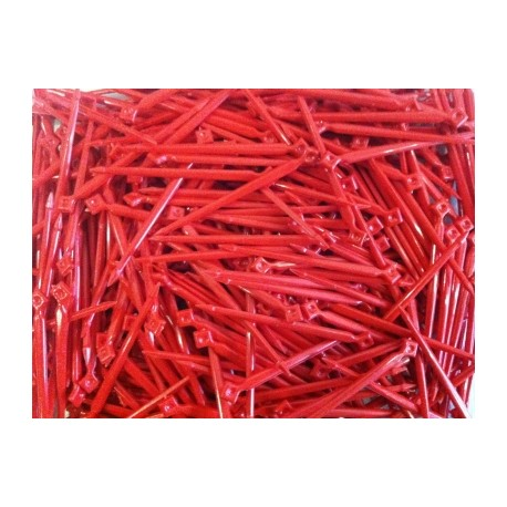 Pics Rouges - Grands Modèles