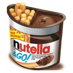 Nutella Nut n Go