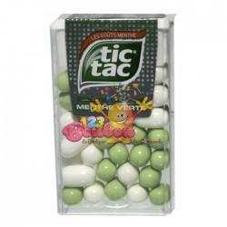 Tic Tac Duo de Menthe verte