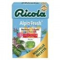 Ricola Alpin fresh