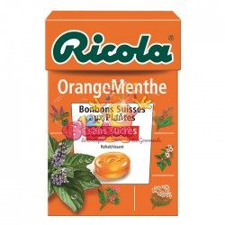 Ricola Orange & Menthe