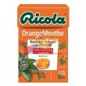 Ricola Orange & Menthe