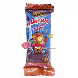 Ourson de guimauve au chocolat au lait emballé - 12 g