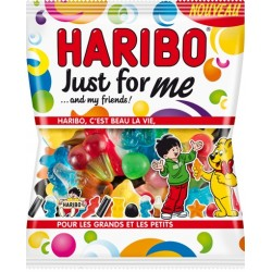 Just For Me - HARIBO -  sachet 120 g