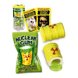 Chewing gum Nuclear Gum