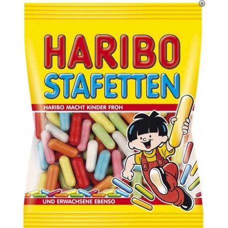 Dragées Réglisse - Stafetten Haribo
