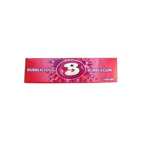 Chewing-gum Bubblicious - Barbapapa -