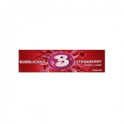 Chewing-gum Bubblicious - Barbapapa -