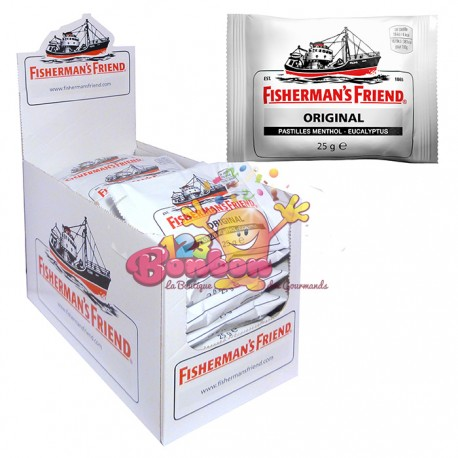 Fisherman's Friend - original eucalyptus menthol