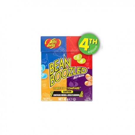 Jelly Belly Bean Boozled 4th