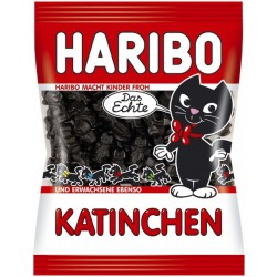 Chat réglisse Haribo 200 g