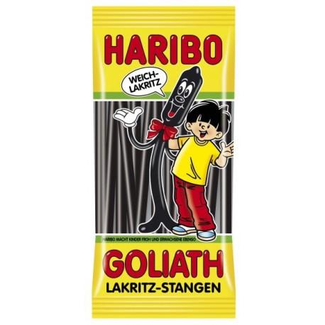 Réglisse Goliath Haribo 125 g