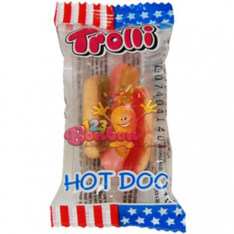 Hot Dog Trolli
