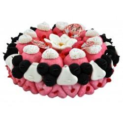 Gâteau de bonbons - Minnie