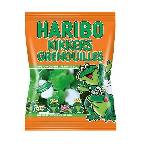 Grenouille Haribo