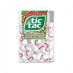 Tic Tac Candy Cane