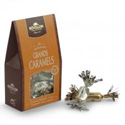 """Papillotes """" Grands Caramels """" Révillon"""