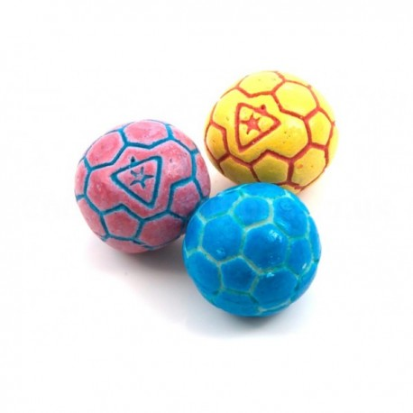 Ballons foot chewing gum Vidal