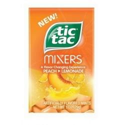 Tic Tac Peche Mixers