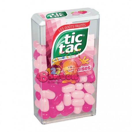 Tic Tac Duo de Fraise