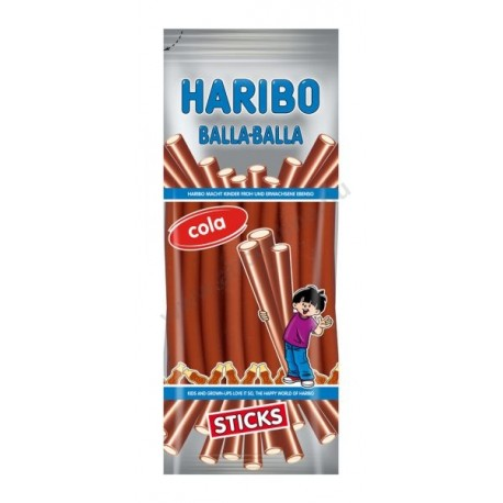 Sticks Balla Balla Haribo - Cola