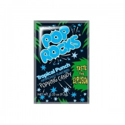 Pop Rocks * Goût Tropical *