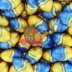 Mini œufs pralinés