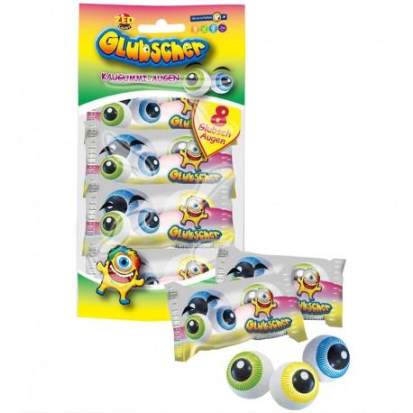 Terror Eyes Bubble Gum