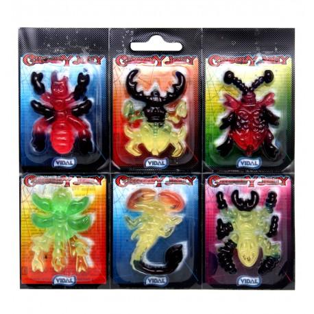 Creepy Jelly insecte