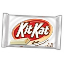 Kit Kat Chocolat Blanc White chocolate