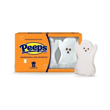 Marshmallow Peeps fantome